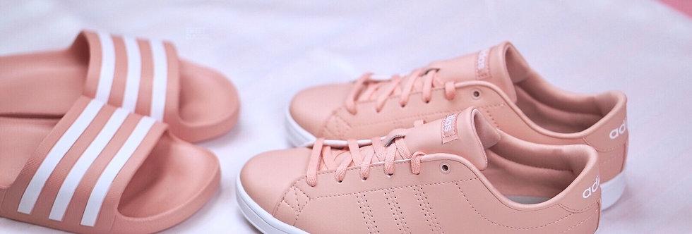 "adidas Advantage Clean Qt ""Dusk Pink"""