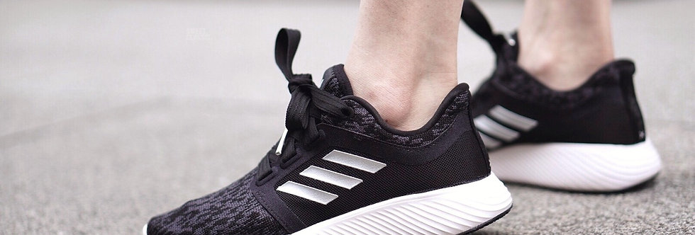 "adidas Edge Lux 3 ""Black-Silver Metallic"""