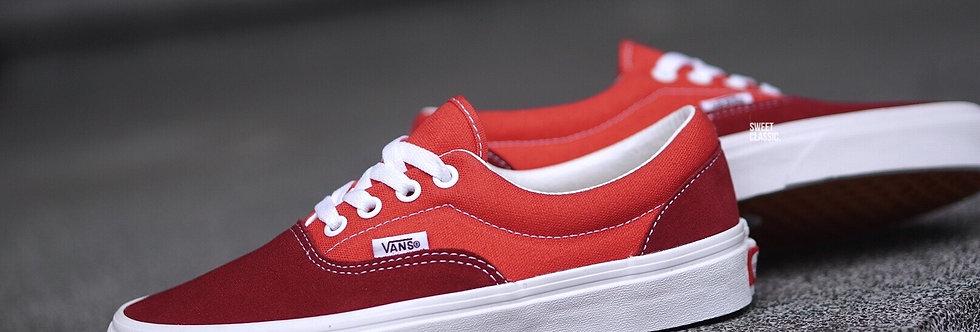 "Vans Era Retro ""Biking Red""🏎"