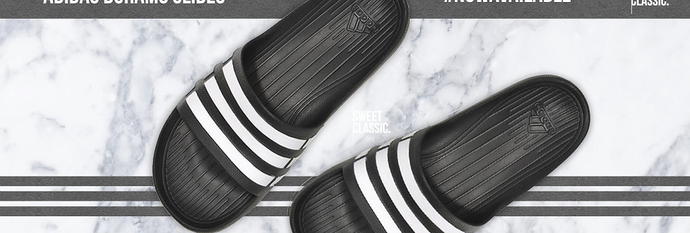 "adidas Duramo Slide ""Core Black"""