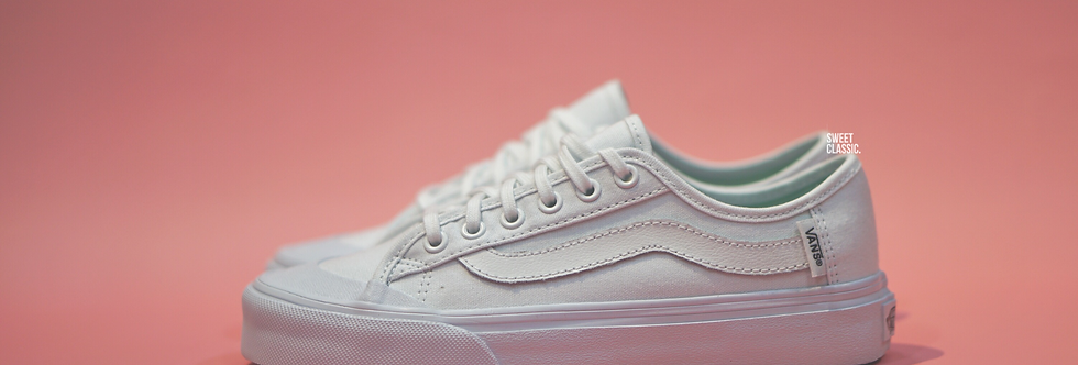 "Vans Black Ball SF ""White-Peppermint"""