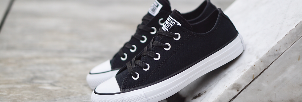 Converse Chuck Taylor All Star Marked Black