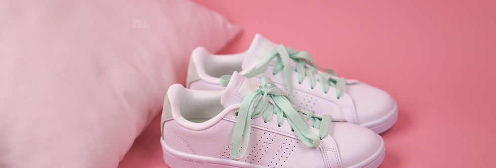 "adidas NEO Cloudfoam Advantage Clean ""Aero Peppermint"""