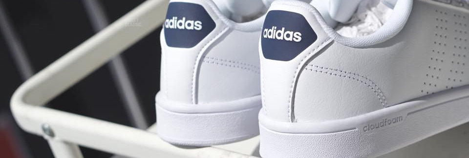 "adidas Cloudfoam Advantage Clean ""Collegiate Navy"""
