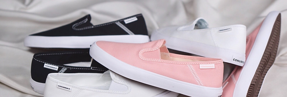 "Converse Slip-On Rio Summer ""Coral Pink / White / Black"""