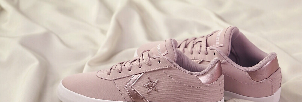 "Converse Point Star ""Pink Gold"""