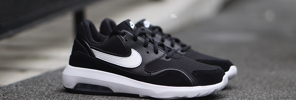 "NIKE AIR MAX NOSTALGIC ""BLACK-WHITE -002"""