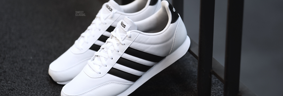 "adidas NEO Label V Racer 2.0 ""Footwear White"""
