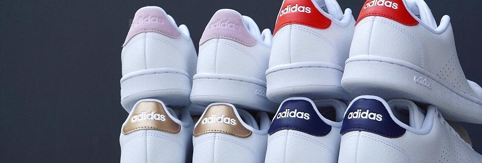 "adidas Advantage CF ""Dark Blue / Active Red"""