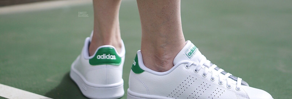 "adidas Cloudfoam Advantage ""Original Green"""