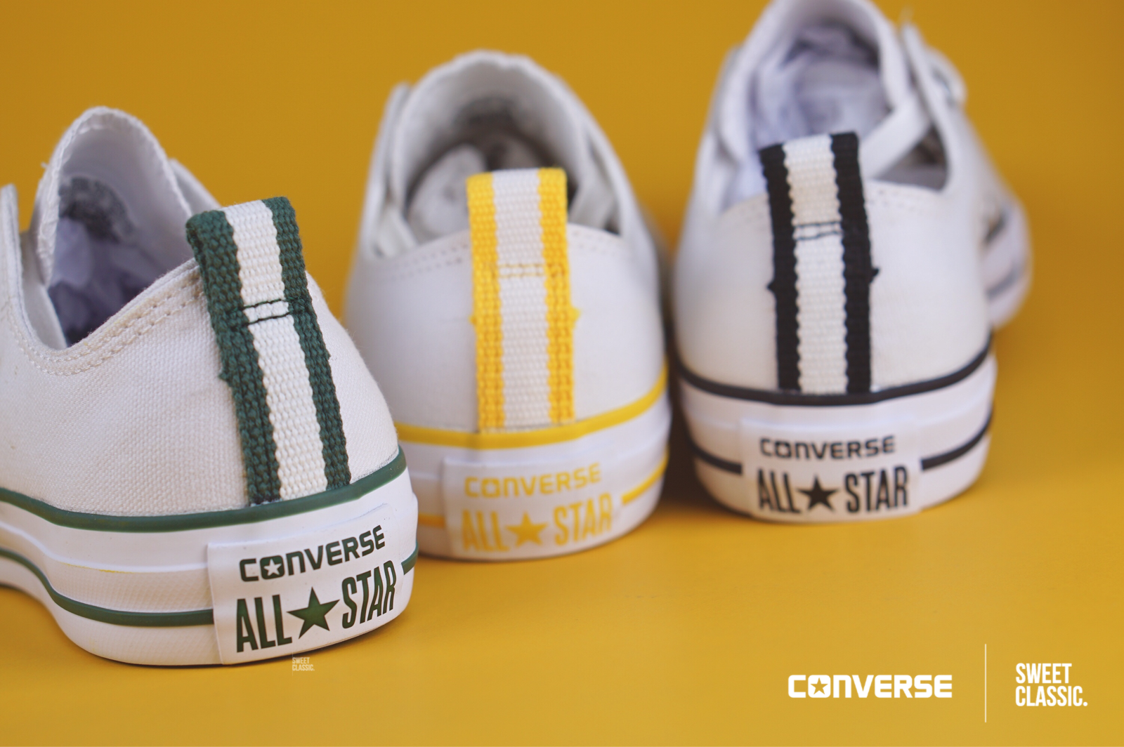 Converse Chuck Taylor All Star June Ox Yellow Label af8177429