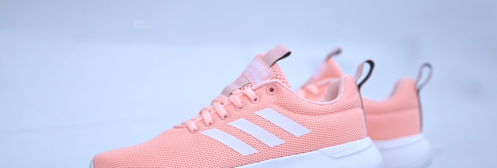"adidas CF Lite Racer Cln ""Clear Orange - Trace Pink"""