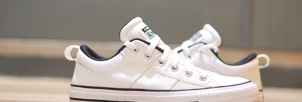 "Converse All Star CS ""White Canvas"""