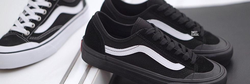 """Vans Style 36 Decon Sf """"Double Black-White"""""""