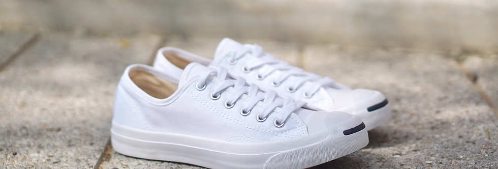 Converse Jack Purcell CP White OX