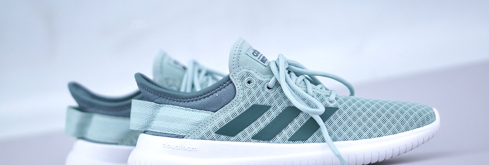 "adidas QT Flex ""Clear Mint / Mystery Ruby"""