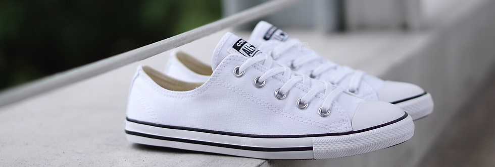Converse Chuck Taylor All Star Dainty White