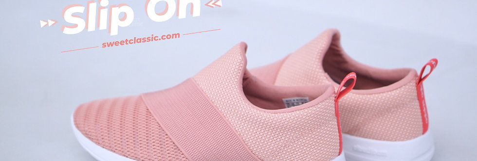 "adidas Slip On Refine Adapt ""Dust Pink / Black"""