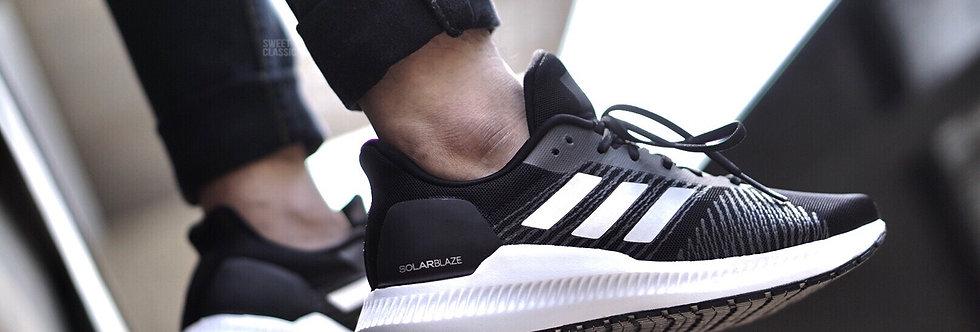 "adidas Solar Blaze ""Black-White"""