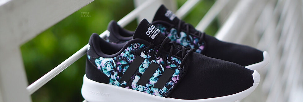 "adidas NEO Label Qt Racer ""Wild Floral""🍃🍂"