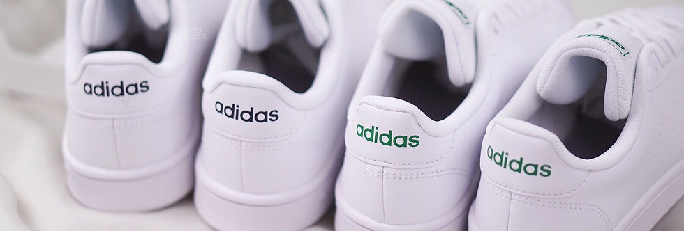"adidas Advantage Base ""Original Green / Dark Navy"""