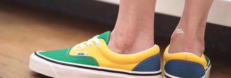 "Vans Anaheim Factory Era 95 Dx ""Original Yellow""🇱🇹"