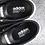 "Thumbnail: adidas NEO Advantage Clean Qt ""Core Black-White"""