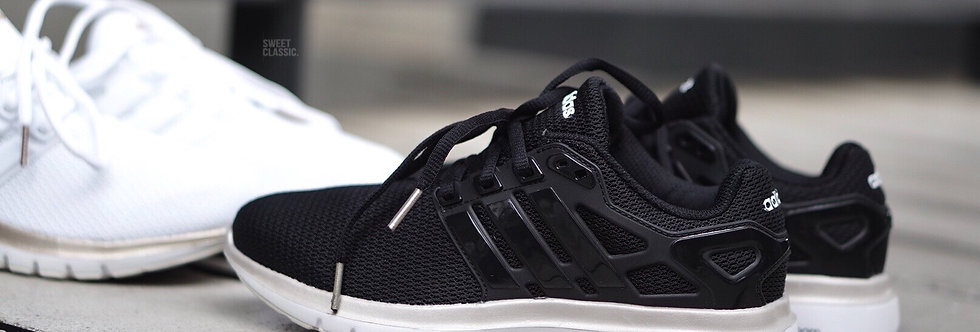 "adidas Energy Cloud V ""Black-Platinum Metallic"""