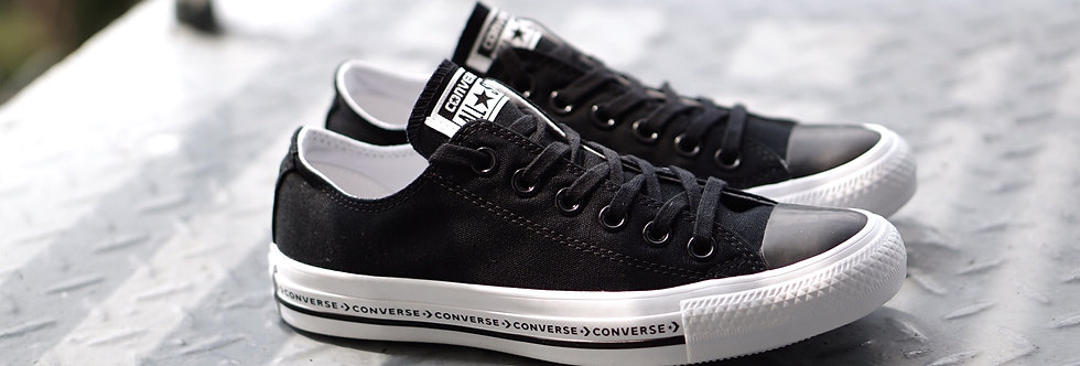Converse Chuck Taylor All Star Pinstripe Black