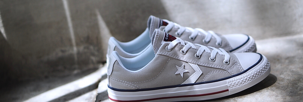 "Converse Cons-Remastered Star Player ""Light Grey"""