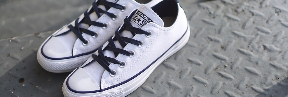 Converse Chuck Taylor All Star Marked Navy/White