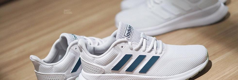 """adidas Runfalcon """"Mineral Green / Triple White"""""""