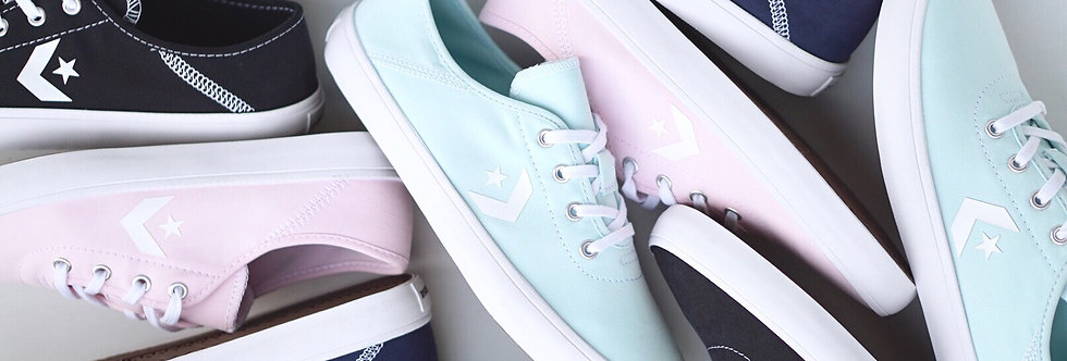 "Converse Costa Ox ""Peppermint / Navy / Blush Pink / Optical White / Black"""