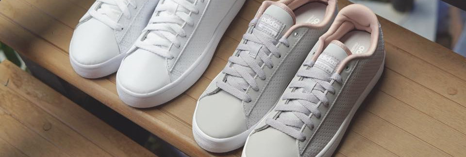 """adidas NEO Label Cloudfoam Daily """"Pearl White / Grey Two"""""""