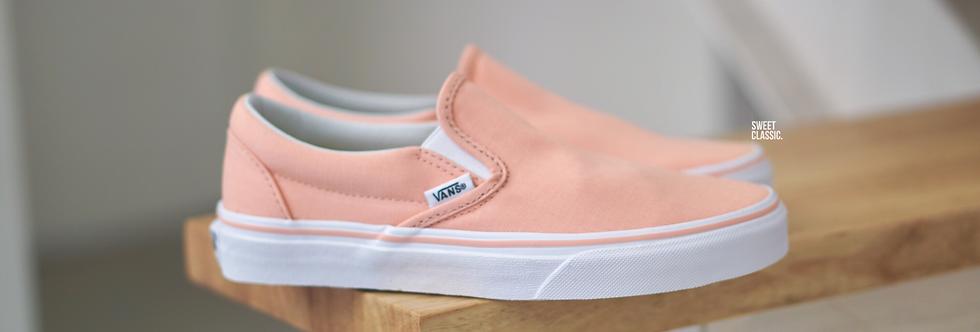 "Vans Classic Slip On 🍑  ""Tropical Peach"""