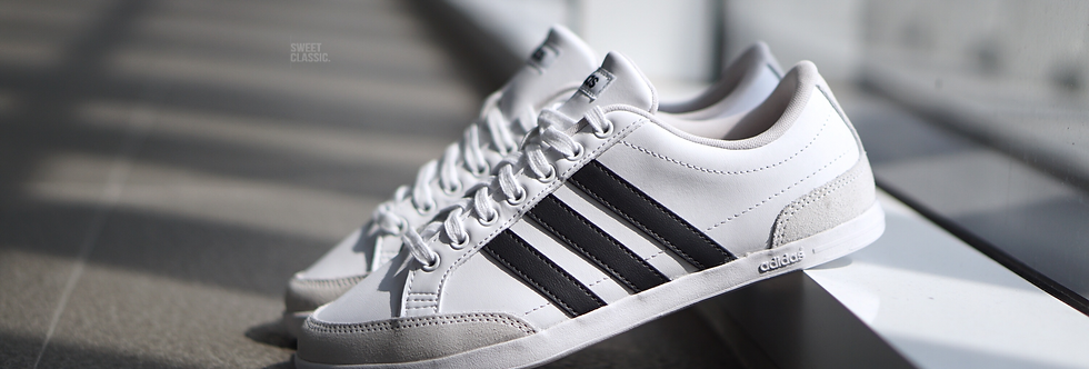 "adidas NEO Label Caflaire  ""White- Carbon Black"""