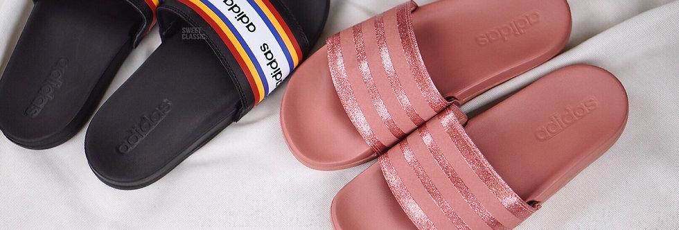 "adidas Adilette Comfort ""Multicolor / Rose Pink"""