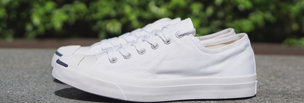 Converse Jack Purcell White CP OX