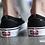 """Thumbnail: Vans Slip On Classic """"Black-White"""""""