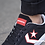 "Thumbnail: Converse Courtland ""Black Red"""