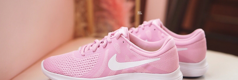"NIKE REVOLUTION 4 GS ""PINK FOAM"""