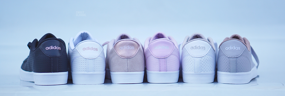 "adidas Daily Qt Clean  ""Aero Pink / Carbon / Rose Gold / White"""