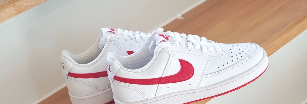 """NIKE COURT VISION """"UNIVERSITY RED"""""""