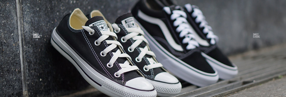 Converse Chuck Taylor All Star Classic Black Low