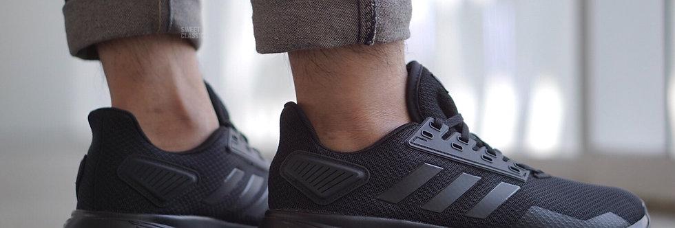 "adidas Duramo 9M ""Triple Black / Black-White"""