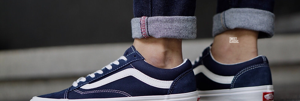 "Vans Style 36 Seasonal ""Dress Blues"""