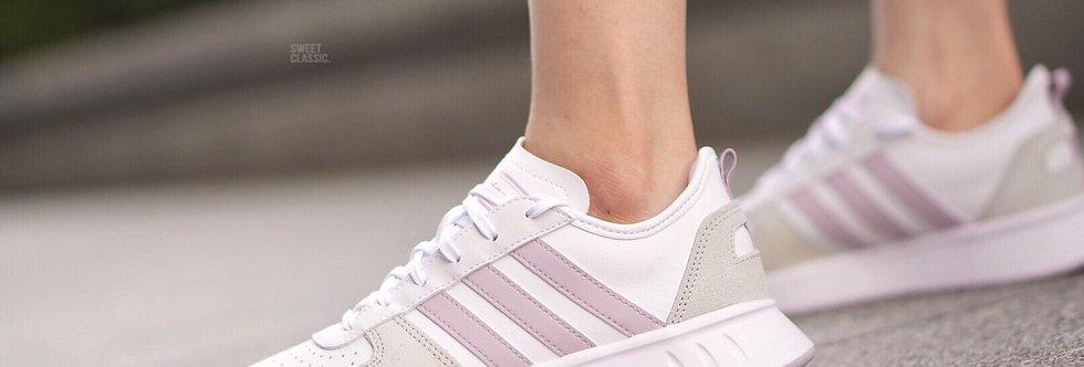 "adidas Court 80s ""White-Mauve"""