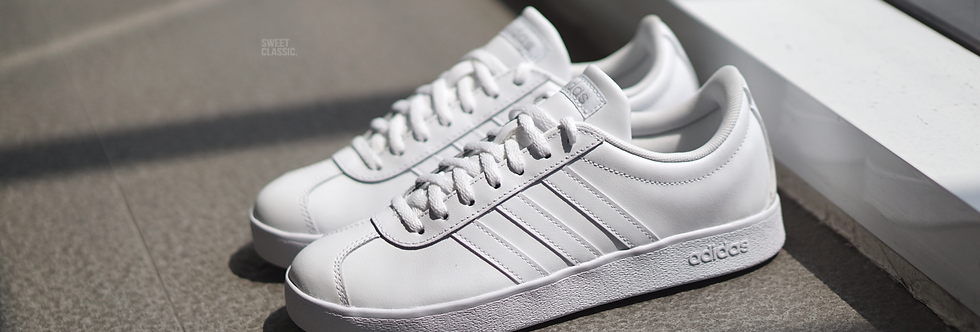 "adidas NEO VL Court 2.0 W ""Triple White"""