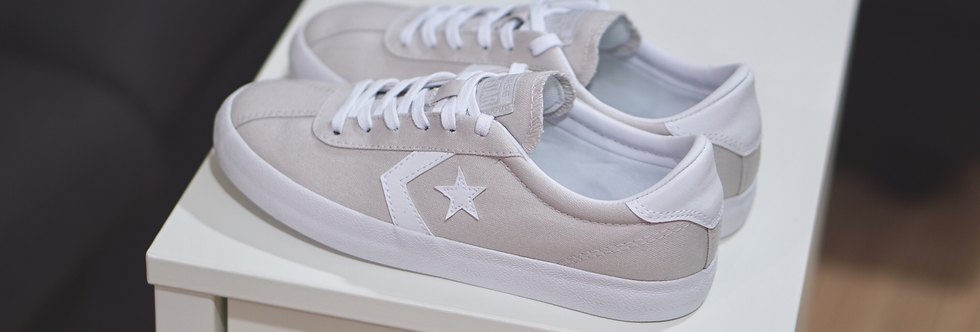 """Converse Breakpoint Canvas """"Marble Grey"""""""