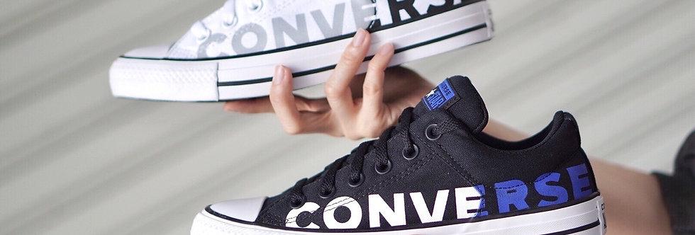 "Converse All Star High Street ""Black/White"""